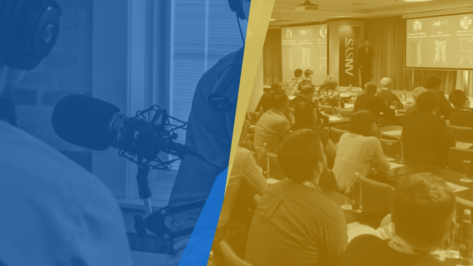 100 докладов о возможностях Ansys и партнеров КАДФЕМ, виртуальные мастер-классы и цифровые двойники: что ждет участников конференции CADFEM/Ansys