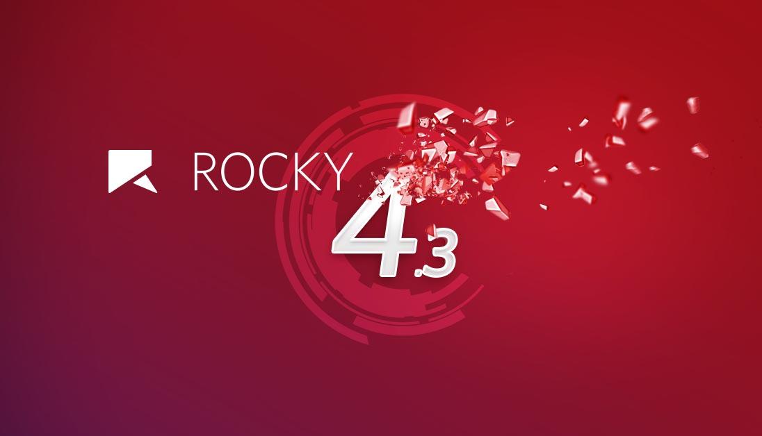 Rocky DEM версия 4.3