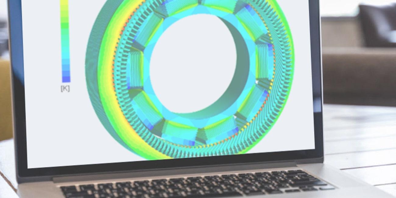 Вебинар КАДФЕМ Си-Ай-Эс: Преимущества эффективной оптимизации при совместном использовании ANSYS Motor-CAD и optiSLang