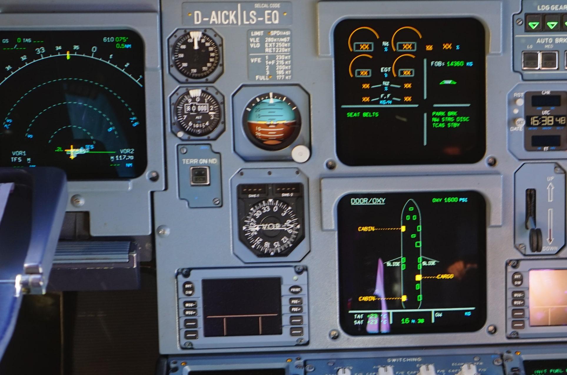 Моделирование систем управления полетом с помощью встроенного программного обеспечения в контуре