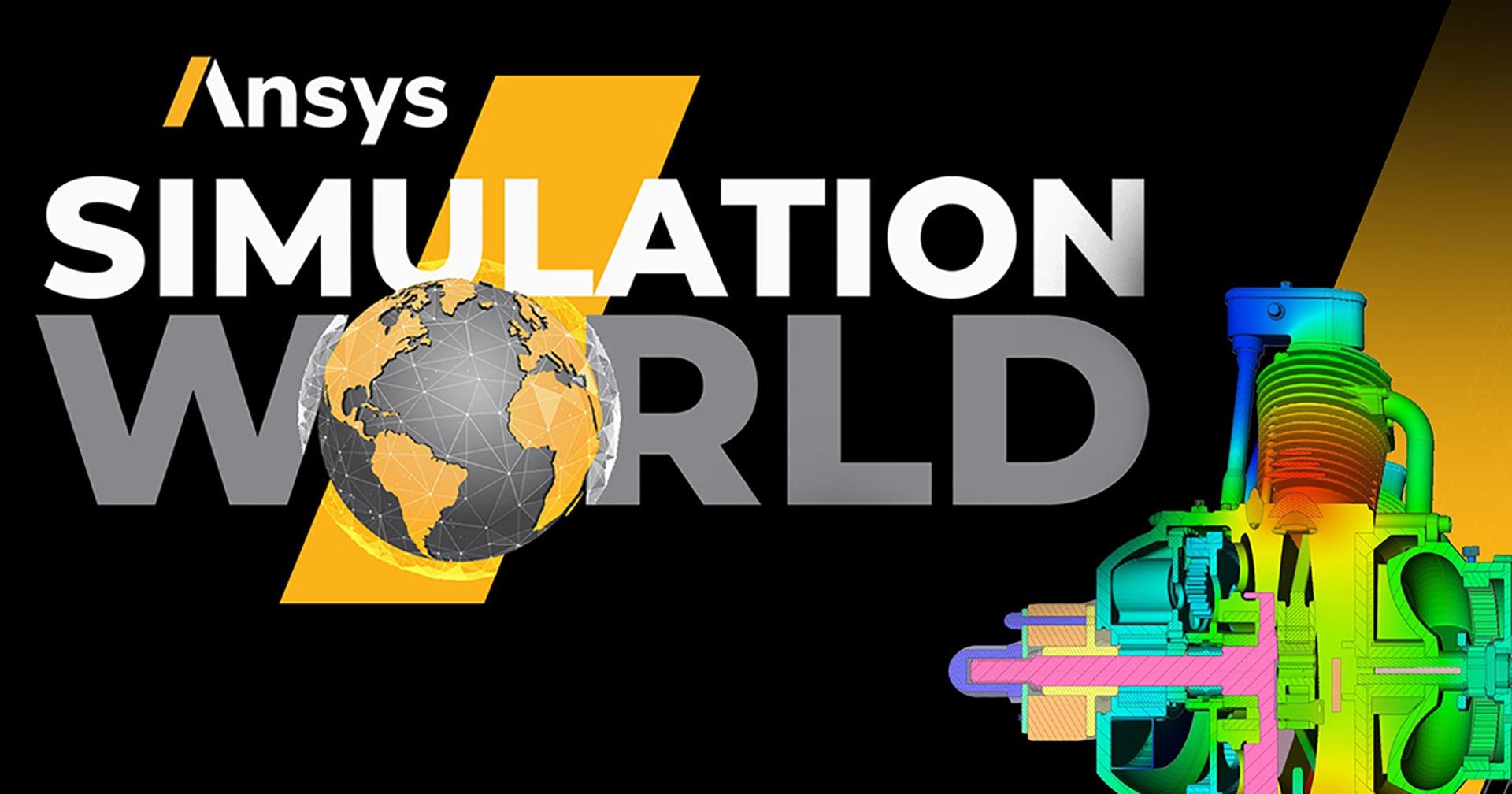 Группа компаний CADFEM Group стала Платиновым спонсором конференции Ansys Simulation World