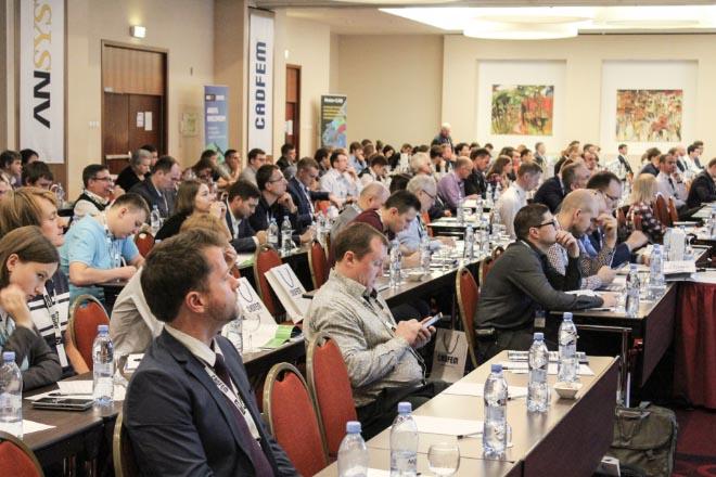 Отчет о XV международной конференции пользователей CADFEM/ANSYS