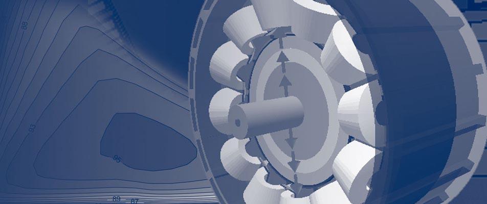 Новое в проектировании электродвигателей: Motor-CAD v12