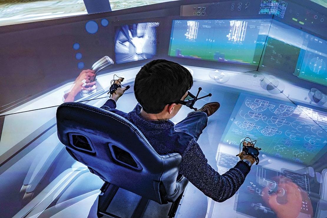 Цифровой инжиниринг в авиакосмической отрасли: КАДФЕМ и ANSYS, Inc. на «МАКС-2019»